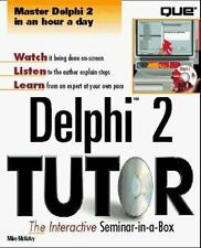 Delphi 2 Tutor: The Interactive Seminar-In-A-Box-ExLibrary