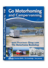 Go Motorhoming and Campervanning Vicarious Books Motorhome Bible Europe