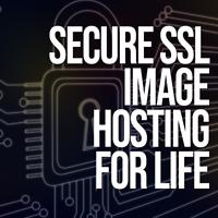 SSL Secure eBay Image Hosting FOR LIFE
