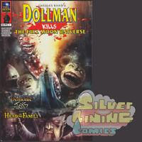 DOLLMAN KILLS THE FULL MOON UNIVERSE #1 Set of Three COVER A + B + C VARIANT