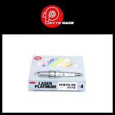 Ngk PFR7G-11S//PFR7G11S//7772 laser platinum bougies 3 pack PK22PR-L11S