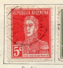 Argentine Republic 1923 Early Issue Fine Used 5c. 182997