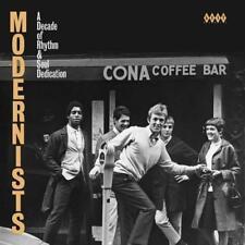 MODERNISTS A Decade Of Rhythm & Soul Dedication NEW MOD CLUB CD (KENT) NORTHERN