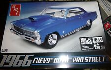 AMT 636 1966 Chevy Nova Pro Street 1/25 MODEL CAR MOUNTAIN FS