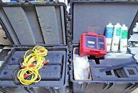 MSA SafeSite Multi-Threat Detection System &  Calibration  Kit, Complete 2 Cases