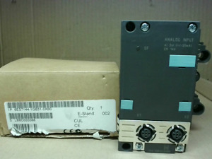 Siemens 6ES7144-1GB31-0XB0 SIMATIC S7 Analog Expansion Module E - New In Box