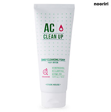 [ETUDE HOUSE] AC Clean Up Daily Cleansing Foam 150ml 5.07fl. oz (K-Beauty)