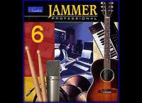 SoundTrek JAMMER Pro 6 a Better Band-in-a-Box Music Composing Arranging WINDOWS