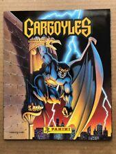GARGOYLES - Panini Album INCOMPLETE