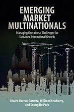 Emerging Market Multinationals: Managing Operational Challenges for Sustained In