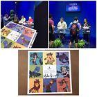 D23 Expo 2017 The Art of Mark Henn Lithograph Signed Mark Henn Ariel Litho Auto