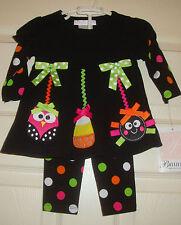 BONNIE/JEAN~girl's~HALLOWEEN/DRESS/PANTS! (3/6/MO) N/W/TAGS! @@ CUTE!