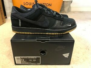 Nike x Basement (BSMNT) Dunk Low QS - UK 10 / US 11 - Brand New