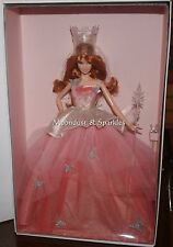 BARBIE COLLECTOR GOLD LABEL il Wizard of Oz FANTASY GLAMOUR Glinda DOLL