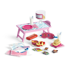 American Girl Doll Fun and Games Sleepover Accessories Set NEW!!