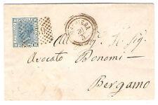 1871-IT REGNO-20 CENTESIMI NUMERALE 2639 PESCHIERA 30/5