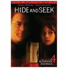 Hide and Seek (DVD, 2005, Widescreen) - **DISC ONLY**