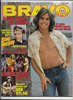 BRAVO Nr.27 vom 29.6.1978 mit Riesenposter Shaun Cassidy, Bob Dylan, Van Halen..
