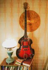 CREMONA VIOLIN BASS GUITAR KREMONA VINTAGE USSR 500/1