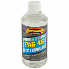PAG 46 AC Oil A/C Refrigerant R134A 8oz Premium TSI Supercool PAG46