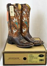 aedae4f939a Stetson Floral Boots for Women for sale | eBay