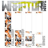 13pk TIRO Con L/'arco Freccia Wraps-Wraptor Wraps Notte e giorno STAMPA