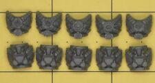 Warhammer 40K Chaos Space Marines Raptor / Warp Talon Torso Parts