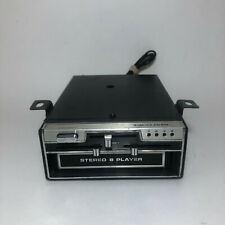 Vintage Realistic Stereo 8 Track Player Car Auto Radio Shack For Parts
