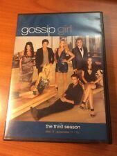Gossip Girl (DVD, Disc 3, Episodes 11-15)
