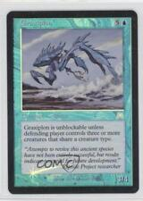 2002 Magic: The Gathering - Onslaught Booster Pack Base Foil #86 Graxiplon 0a1