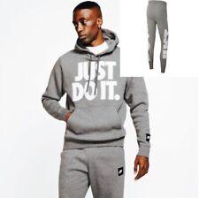 Nike Fleece Hoodie Tracksuits Sets For Men For Sale Shop Men S Athletic Clothes Ebay
