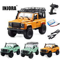 1/12 RTR RC Rock Crawler 2.4G 4WD MN90K MN91K D90 Defender Pickup Remote Control