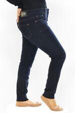 Denim Straight Leg Jeans Coloured Plus Size for Women