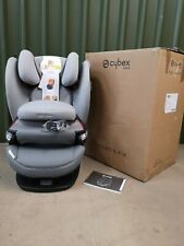 Cybex Gold Pallas S-Fix Group 1/2/3 ISOFIX Child Car Seat – 9-36kg /9M- 12Y Grey