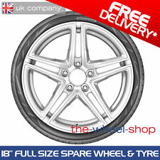"18"" BMW 5 Series F10 & F11 - 2010 - 2016 Full Size Spare Wheel & Tyre"