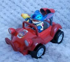 Disney Lilo & Stitch Friction Stitch Car Rare Pull and Go 11cm
