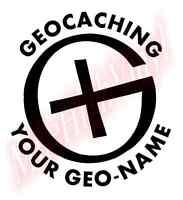 PICK COLOR SIZE CUSTOM Geocache Symbol Logo Vinyl Decal Window Glass Sticker
