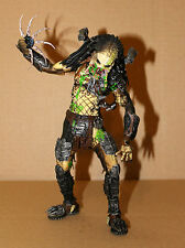 "Open Mouth Battle Damaged Wolf  Predator Action Figure Figur Neca c.a. 8"" /20cm"