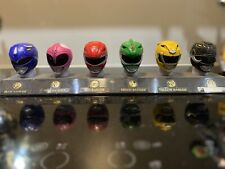Power Rangers Legacy Helmet Busts