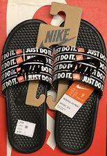 Nike Benassi JDI PRINT Mens Slide UK 8 EUR 42,5 US 9