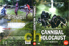 Cannibal Holocaust (1980) - Ruggero Deodato, Robert Kerman, Francesca    DVD NEW