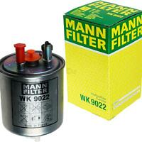 Original MANN-FILTER Kraftstofffilter WK 9022 Fuel Filter