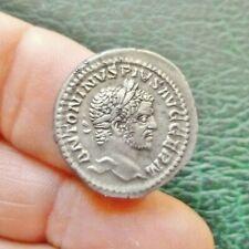 Caracalla - Denier - Rome  //  Revers : Vénus debout