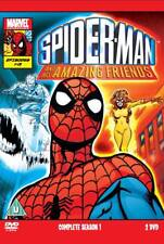 Spider-man and his Amazing Friends Complete Season 1(2 disc DVD)