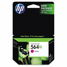 GENUINE HP 564XL Magenta Ink Cartridge for Photosmart 5520 5525 6510 6512