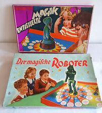 SPIELE Der magische Roboter * Entfesselte Magik