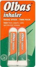 Olbas 2-Pack Nasal Inhaler 2x695mg