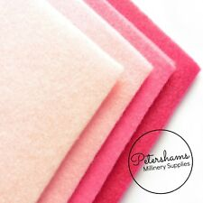 Pack of 8 Sheets A4 Acrylic Felt for Crafting - 7 Assorted Pack Choices!