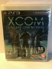 XCOM: Enemy Unknown (Sony PlayStation 3, 2012)    New/Sealed****