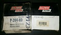 Lot of 2, Baldwin P204-HD Filters ~Free Shipping within US~